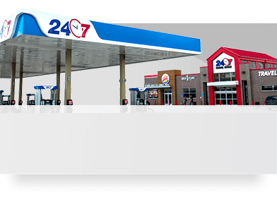 Find Nearest Gas Station >> Home 24 7 Travel Stores
