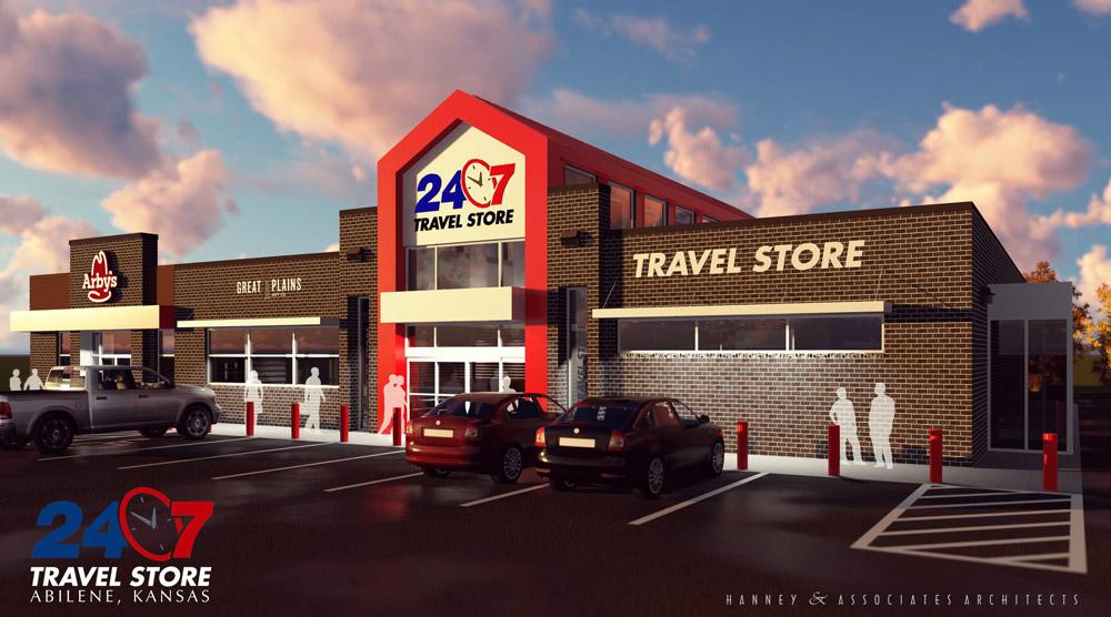 abilene new store rendering